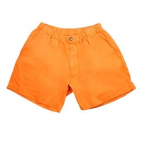 """5 1/2"""" Snappers Shorts in Burnt Orange by Vintage 1946"""