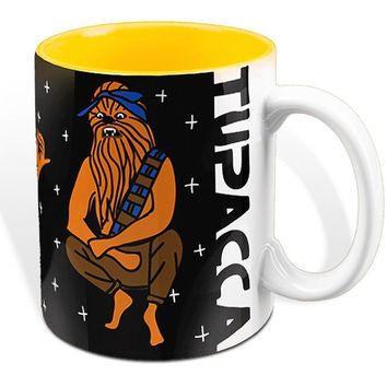 Tupacca Ceramic Coffee Mug