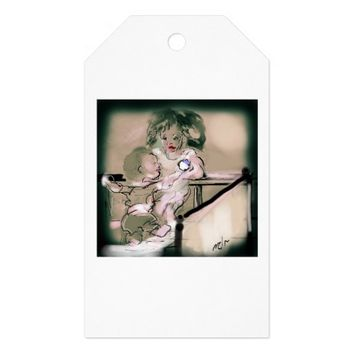 Crib Catch Vintage Style Gift Tags