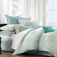 Echo Mykonos Comforter and Duvet Cover Sets