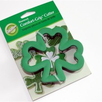 Wilton Shamrock Cookie Cutters