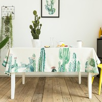 Saguaro National Park Indoor / Outdoor Tablecloth