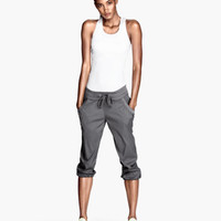 3/4-length Sports Pants - from H&M