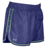 "Under Armour Heatgear 3"" Lightweight Woven Shorts - Women's at Lady Foot Locker"