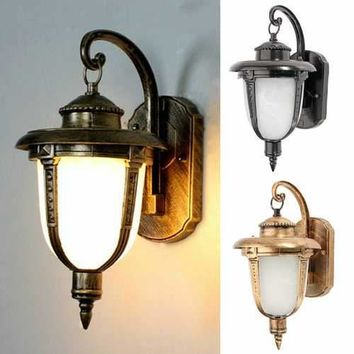 Outdoor Hanging Lantern Pendant Light