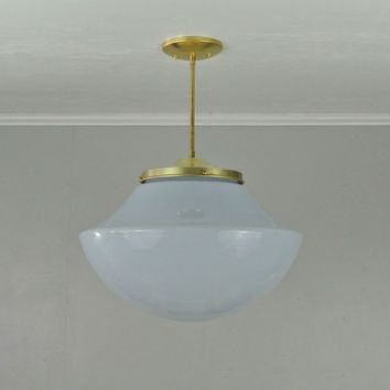 XL Half Dome Pendant Light