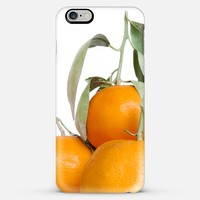 oranges iPhone 6 Plus case by VanessaGF | Casetify