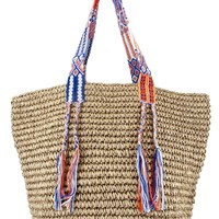 Straw Bag - Fallon + Royce