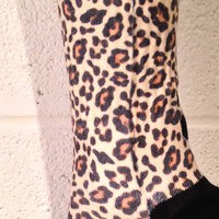 Cheetah Full Custom Nike Elite Socks
