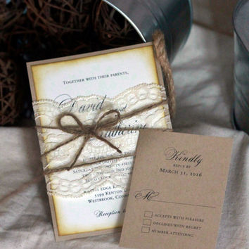Wedding Invitation Rustic, Barn Invitation, Rustic Wedding Invitation, Rustic Invite Barn Wedding Wedding Invite, Wedding Invitations Rustic