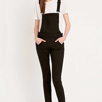 Cheap Monday Black Dungarees - Urban Outfitters