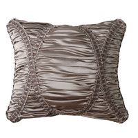 Jennifer Taylor La Rose Pillow with Braid