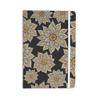 "Pom Graphic Design ""Floral Dance in the Dark"" Everything Notebook"