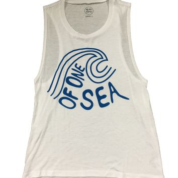 Limited Edition Tidal Wave Adult Muscle Tee