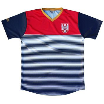 Serbia Rise Soccer Jersey