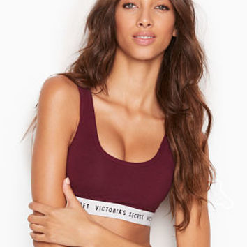 Logo Scoop Bralette - The Bralette Collection - Victoria's Secret