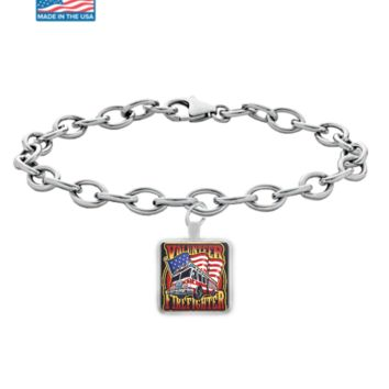 Volunteer Firefighter Bracelet volufiterBrac