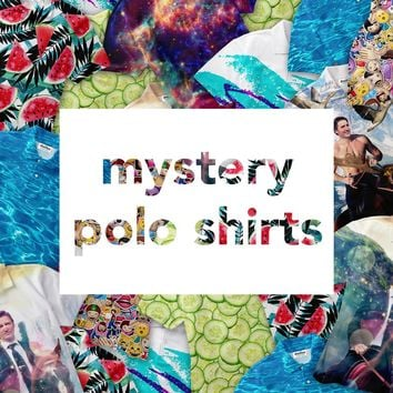 Mystery Men's Polo Shirt