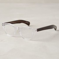 Eyebobs Transparency Reading Glasses Clear
