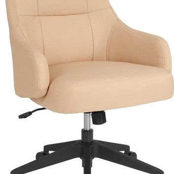 Dinan Home and Office Upholstered Mid-Back Chair