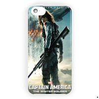 Captain America The Winter Soldier For iPhone 5 / 5S / 5C Case