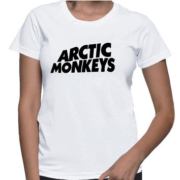 Arctic Monkeys For Women T-shirt
