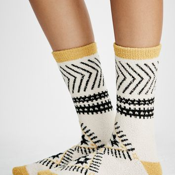Free People Alps So Soft Boot Sock