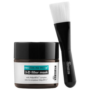Needles No More® 3-D Filler Mask - Dr. Brandt Skincare | Sephora