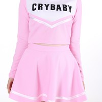 Made To Pink - Team Crybaby in Pink