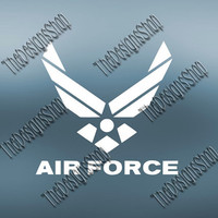 Air Force | Navy | Army | Marine | Special Operations |  Svg Dxf PDF Scal Sure Cuts A Lot Silhouette Studio Cricut Cut File | 013