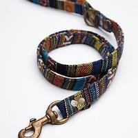 Beast + Babe Womens Midnight Taco Leash