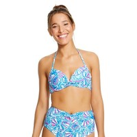 Lilly Pulitzer for Target Women's Push Up Halter Bikini Top - My Fans