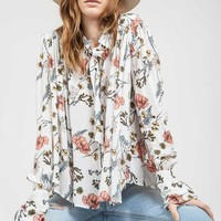 Lala Floral Top