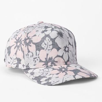 Gap Floral Empire Hat Size One Size - Blue grey