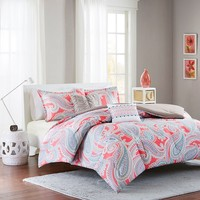 Intelligent Design Paola Comforter Set