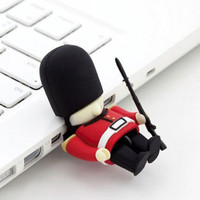 Queen's Guard Driver USB Memory Stick