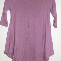 Mauve Ballet Tunic for Toddler
