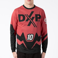 10.DEEP Safety Red Sponsored Jersey | HYPEBEAST Store.