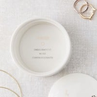 Zodiac Trinket Catch-All Dish | Urban Outfitters