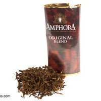 Amphora Original Blend Pipe Tobacco Pouch - 1.75 oz