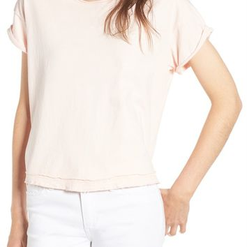 Joe's Hunter Crop Tee | Nordstrom