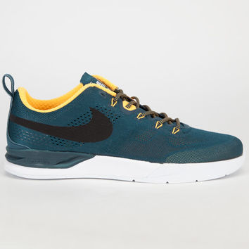 Nike Sb Project Ba R/R Mens Shoes Nightshade/Black/Atomic Mango  In Sizes