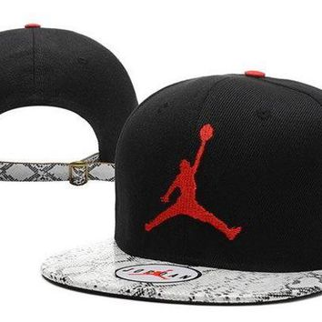 DCCKUN7 Jordan New York Yankees Snapbacks Cap Snapback Hat - Ready Stock