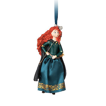 Merida Sketchbook Ornament | Disney Store