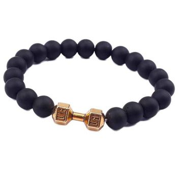 Fashion Bracelet Buddha Elastic Beaded Bracelet Chain Charm Bracelets Jewelry