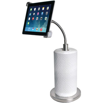 Cta Ipad Paper Towel Holder With Gooseneck