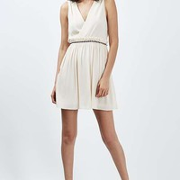 TALL Wrap Front Sun Dress - Dresses - Clothing