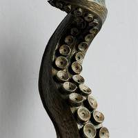 Tentacle Candlestick Holder by Dellamorteco on Etsy