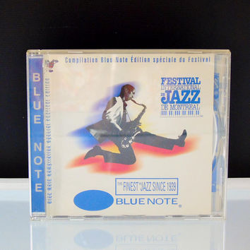 Montreal Jazz Audio CD 1997 Special Festival Edition Blue Note Label Festival International De Jazz De Montreal Jazz Fest Compilation
