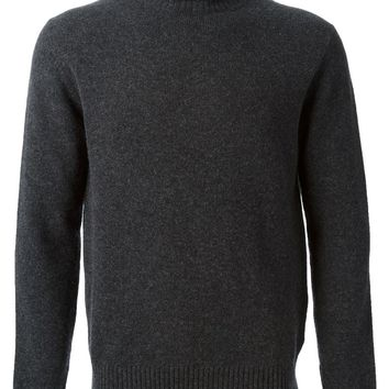 Ami Alexandre Mattiussi roll neck sweater